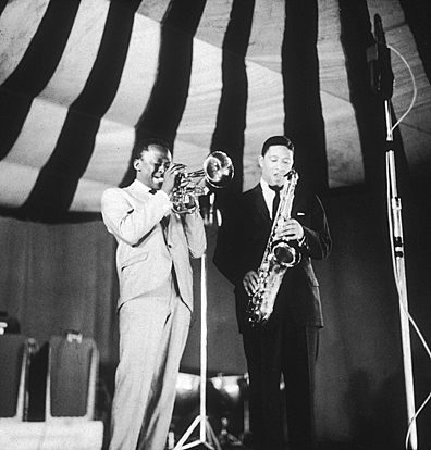 Sonny And Miles