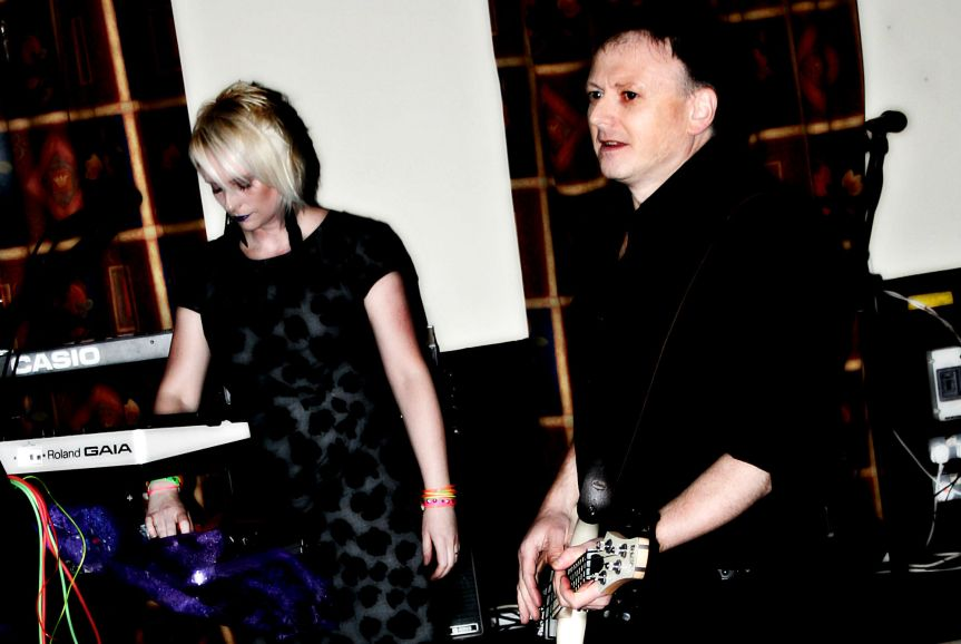 Susan and Matt of Factory Acts