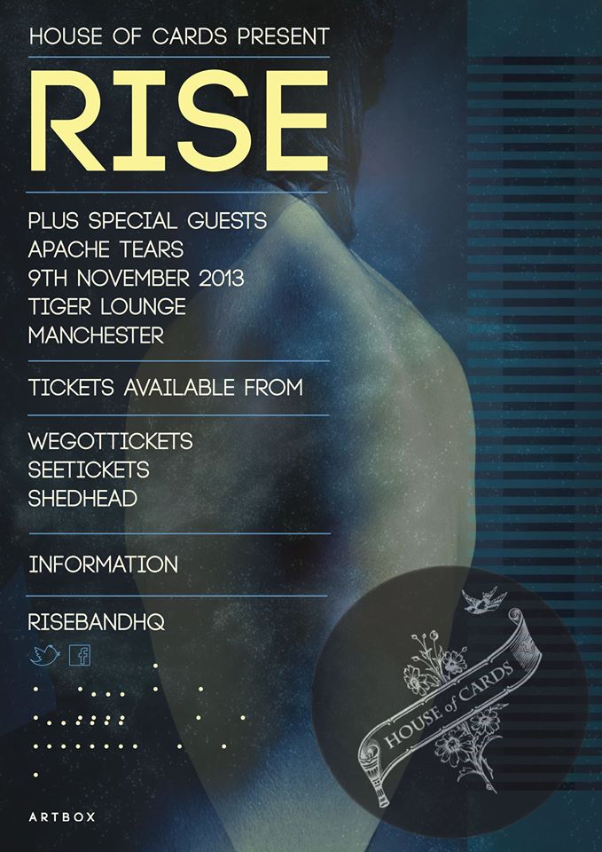 Rise Gig Poster