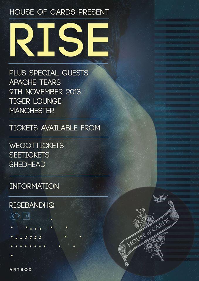 Rise Gig Poster