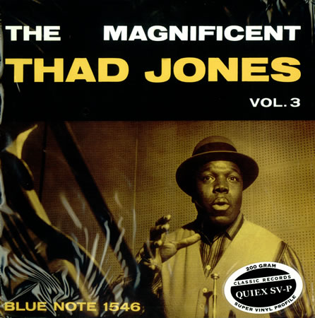 Thad+Jones+-+The+Magnificent+Thad+Jones+Vol.+3+-+LP+RECORD-369031