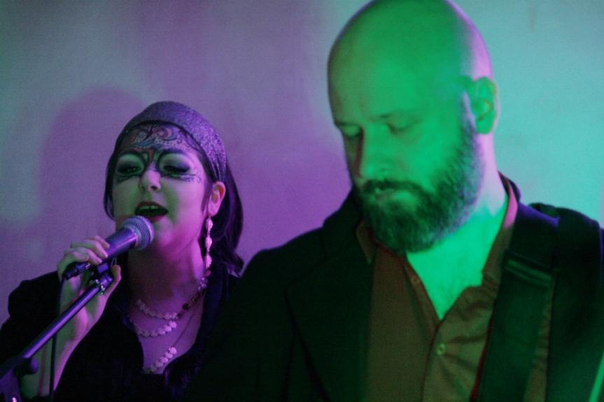 Rose Niland and Mark Corrin
