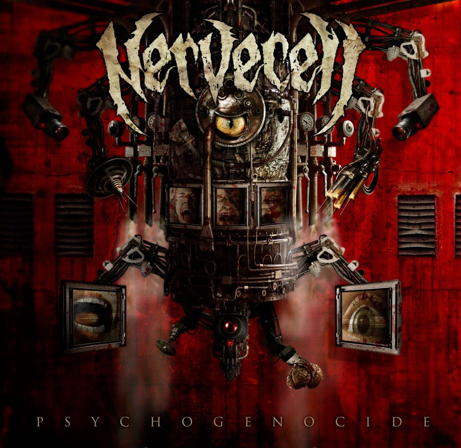 Nervecell_Psychogenocide_Front_Cover