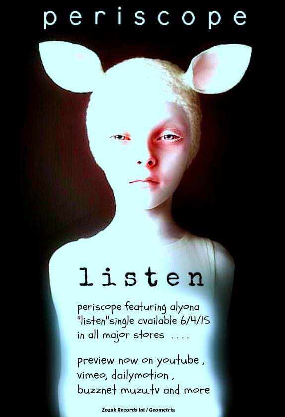 LISTEN FLYER  2