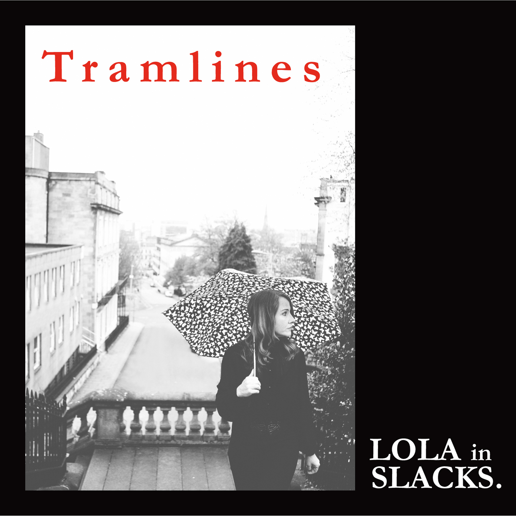 Tramlines Cd Cover