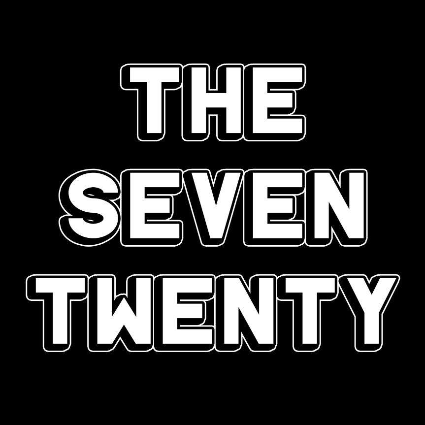 The Seven Twenty - The Seven Twenty - cover art